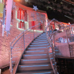 Scala salita balcone