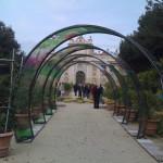 Ingresso dei giardini