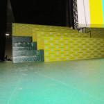 Spalti palco