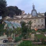 Panoramica Villa Borghese